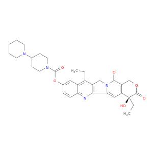 Irinotecan hydrochloride trihydrate CAS 136572-09-3